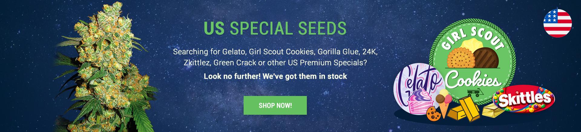 USA Specials