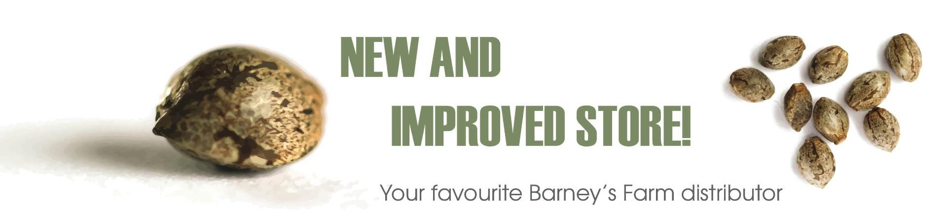barneys farm autoflowering seeds